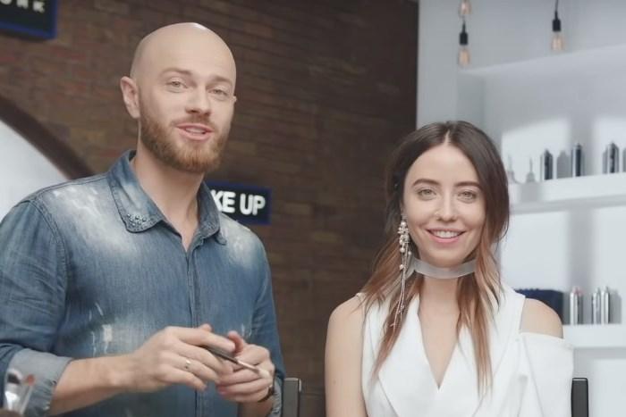 Надя Дорофеева и Влад Яма