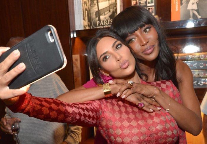 Ким Кардашьян и Наоми