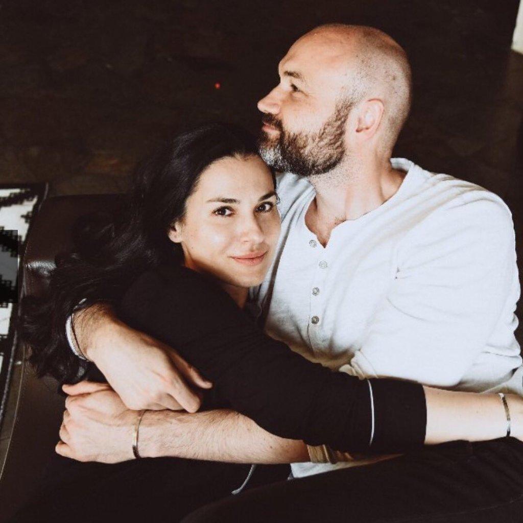 Маша Ефросинина и Тимур Хромаев