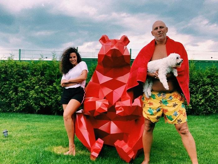 Потап и Настя поделились первым семейным фото