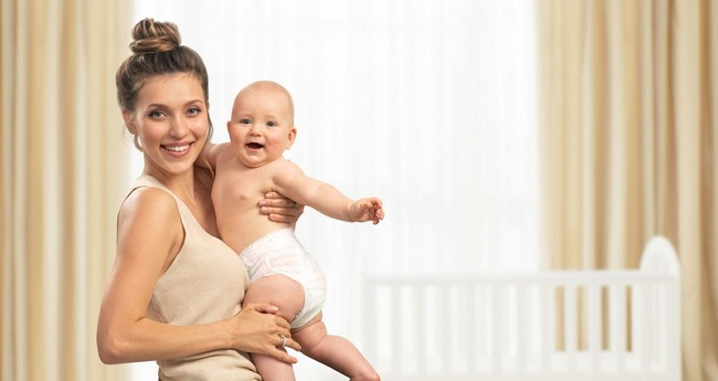Регина Тодоренко с сыном Мишей