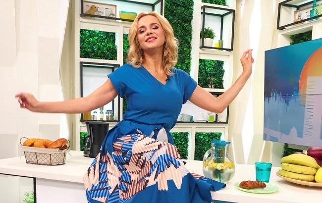 Шелковая юбка - тренд 2019