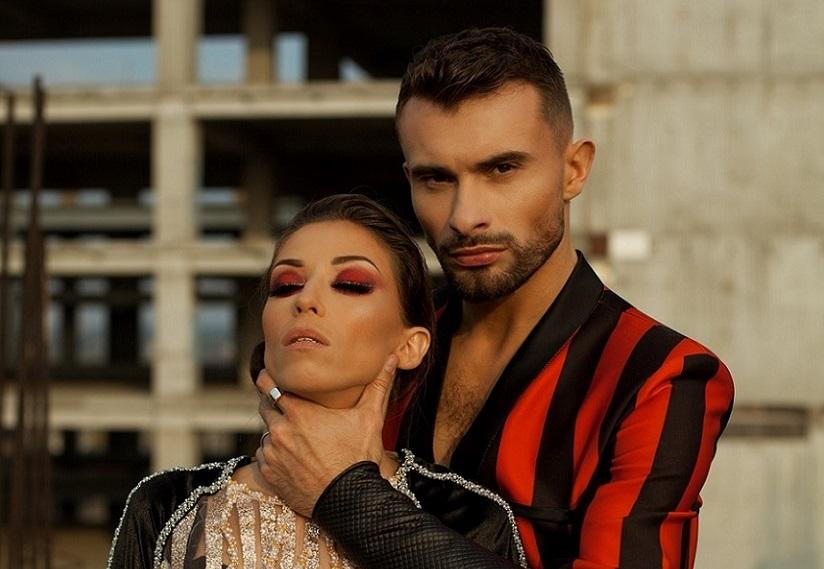 Александр Прохоров и Тоня Руденко
