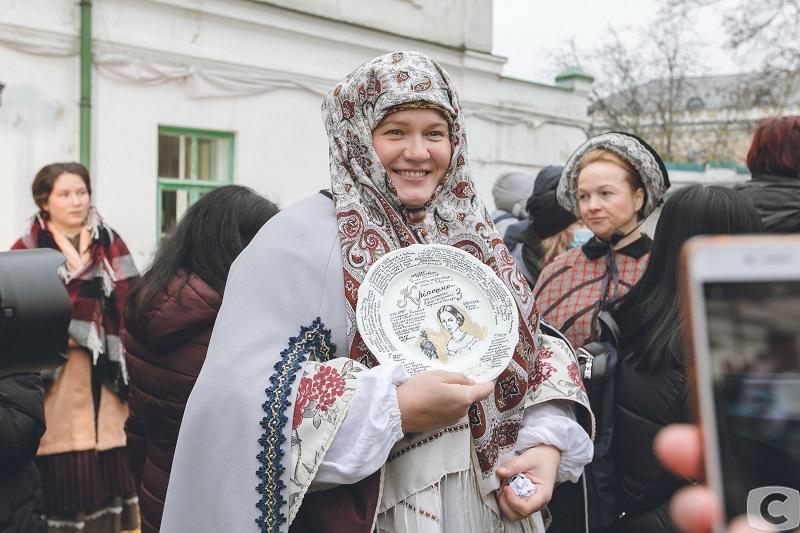 Олеся Жураковская в сериале Крепостная