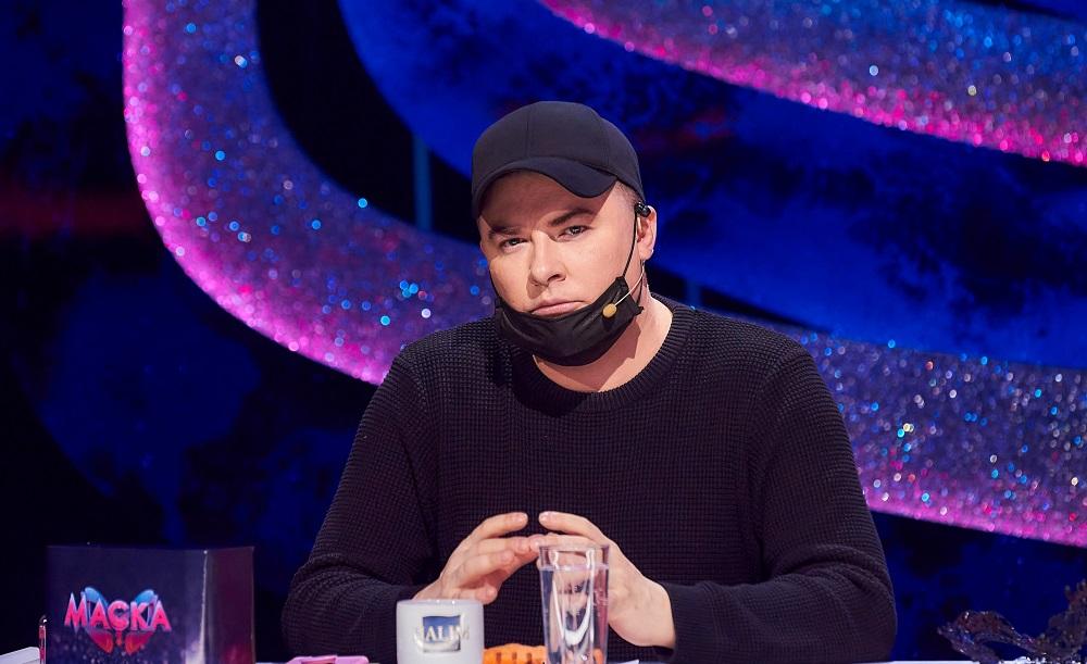 Андрей Данилко на шоу Маска