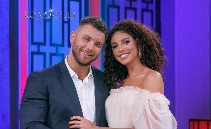 Михаил Заливако и Аня Богдан