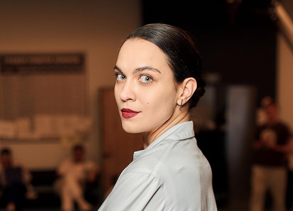 Актриса Слава Красовская
